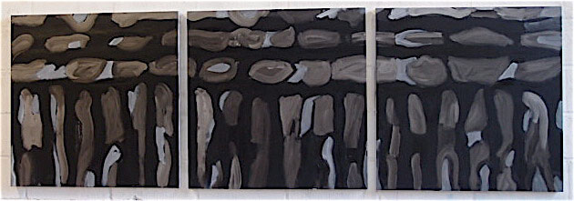 Untitled Tryptych 2012